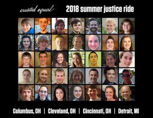 2018 Summer Justice Ride